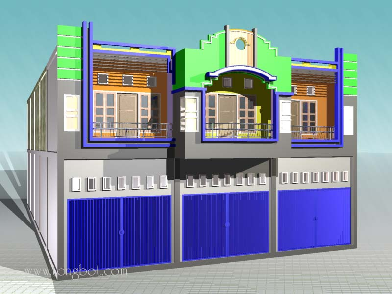 Model Rumah Minimalis Type 78  3d model collection palm oil mill machinery the actual size