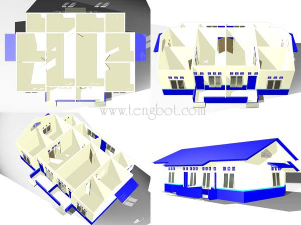Model Teras Rumah Keren  3d model collection palm oil mill machinery the actual size