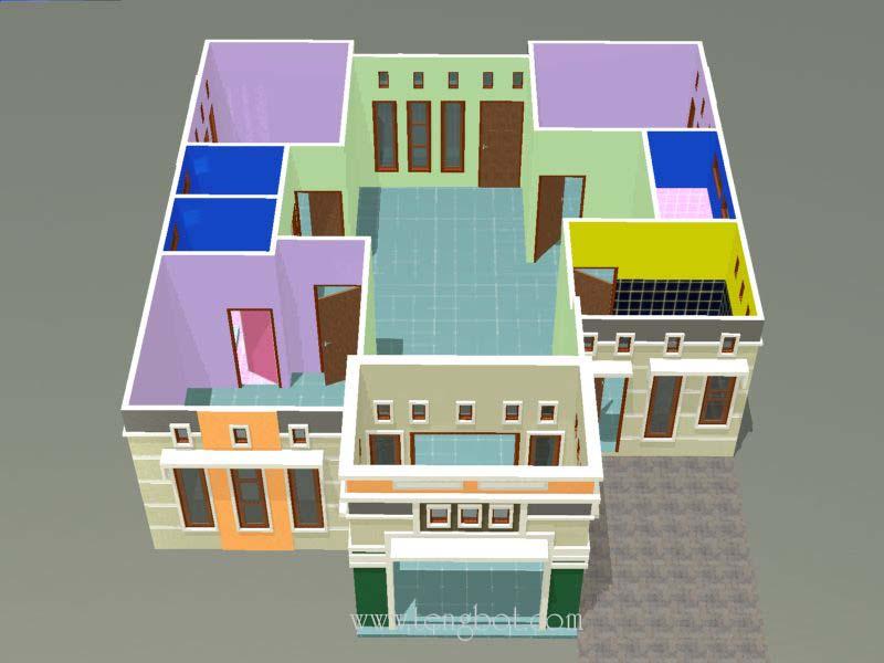 Desain Rumah Minimalis Dengan 3ds Max  3d model collection palm oil mill machinery the actual size