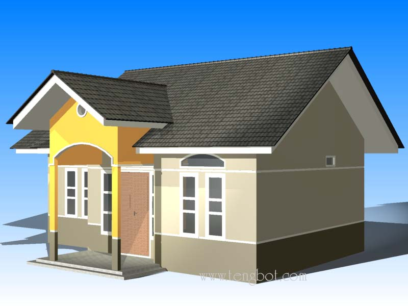 3d Model Collection Palm Oil Mill Machinery The Actual Size General Model 3d Rumah Mungil Sederhana